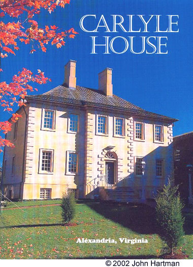 Carlyle House cover